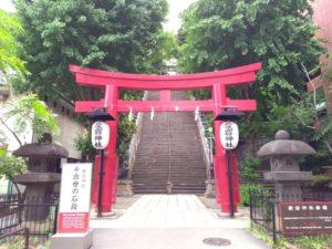 東京愛宕神社【2021】初詣の参拝時間と混雑状況